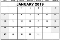 Full Page Blank Calendar Template Unique Printable Blank Calendar Template 2019 Printable Calendar 2020