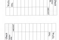 Fun Blank Cheque Template Awesome Guest Check for Play Restaurant Dramatic Play Centers