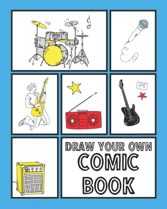 Printable Blank Comic Strip Template For Kids Awesome Archaicawful Book Template For Kids Ideas Thealmanac