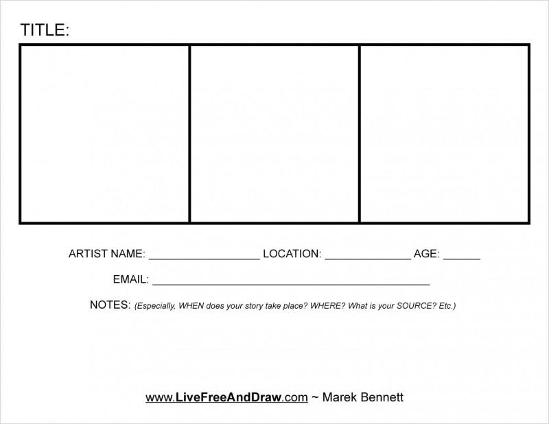 Printable Blank Comic Strip Template For Kids Awesome Comic Panel Templates Bluedotsheet Co