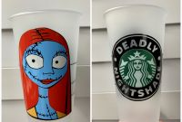 Starbucks Create Your Own Tumbler Blank Template New Sally Starbucks Cold Cup Nightmare before Christmas Starbucks Cold Cuppersonalized Starbucks Cup Disney Tumbler Starbucks Tumbler