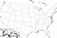 United States Map Template Blank Unique Inspiring United States Map Outline America Map Blank