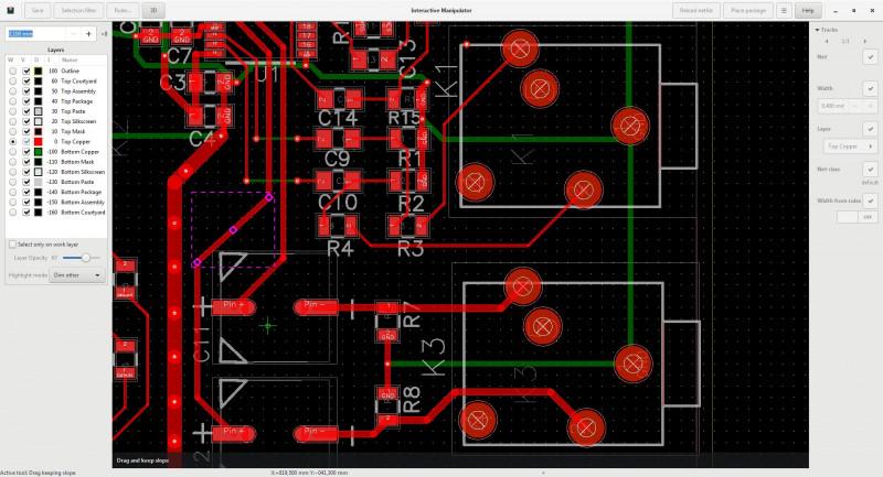 1.5 Circle Label Template Awesome Neues Halbfertiges Elektronik Cad Programm