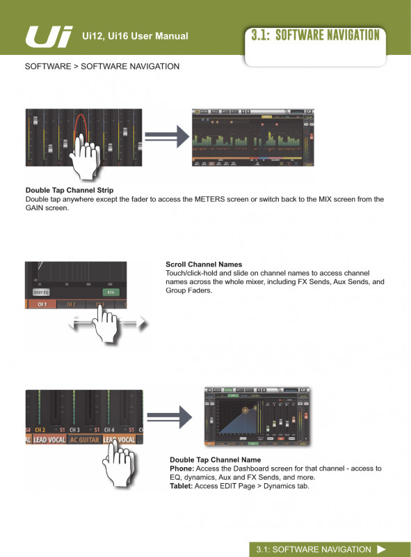 Adc Video Patch Panel Label Template Unique Ui16mixer Remote Control Digital Mixer User Manual Manual