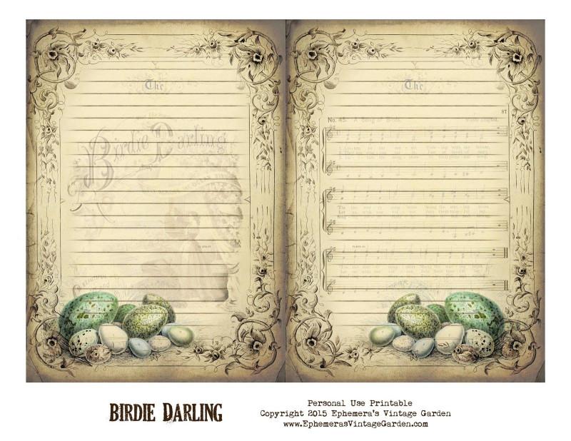 Antique Labels Template New Ephemeras Vintage Garden Vintage Ephemera Journal Pages