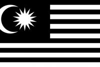 Black and White Label Templates New Fileflag Of Malaysia Black and White Wikimedia Commons
