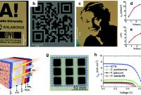 Butterfly Labels Templates New Colloidal Nanoparticle Inks for Printing Functional Devices