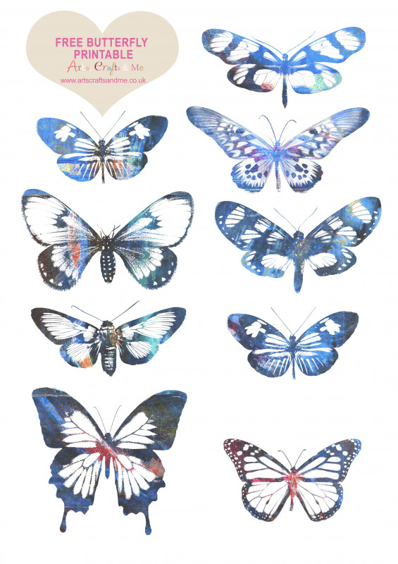 Butterfly Labels Templates New Pin By Marian Parker On Printables For Work And For Fun
