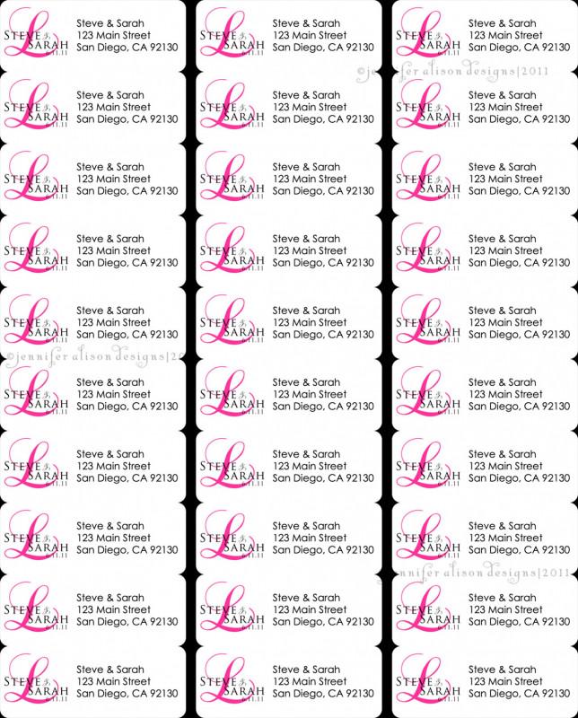Christmas Return Address Labels Template Awesome 040 Template Ideas Christmas Returndress Labels Hlvy