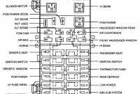 Circuit Breaker Panel Labels Template New Car Fuse Diagram Wiring Diagram 500