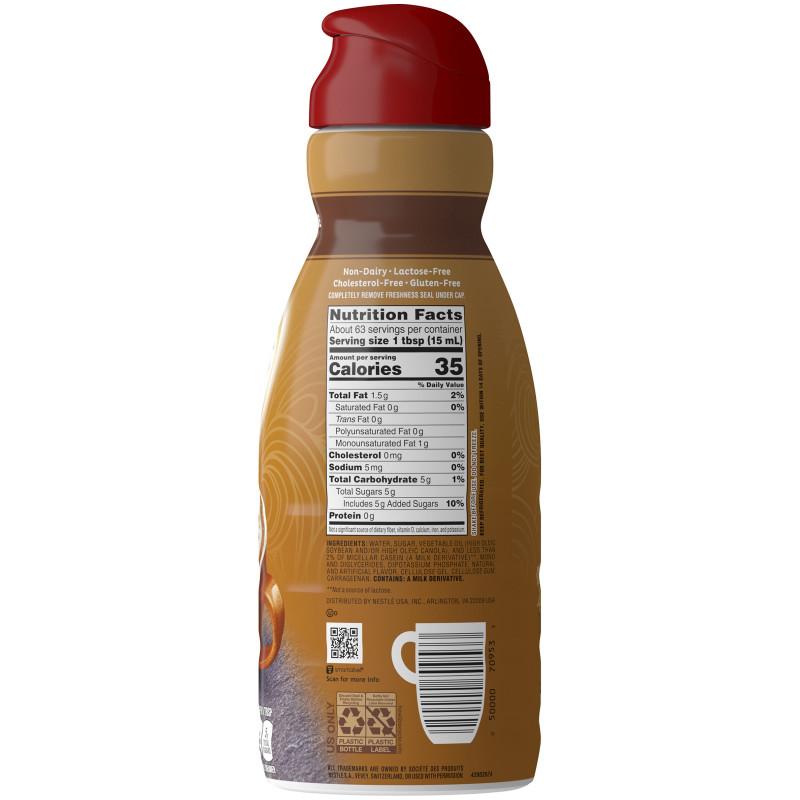 Diy Water Bottle Label Template Unique Coffee Mate Coffee House Maple Latte Liquid Coffee Creamer