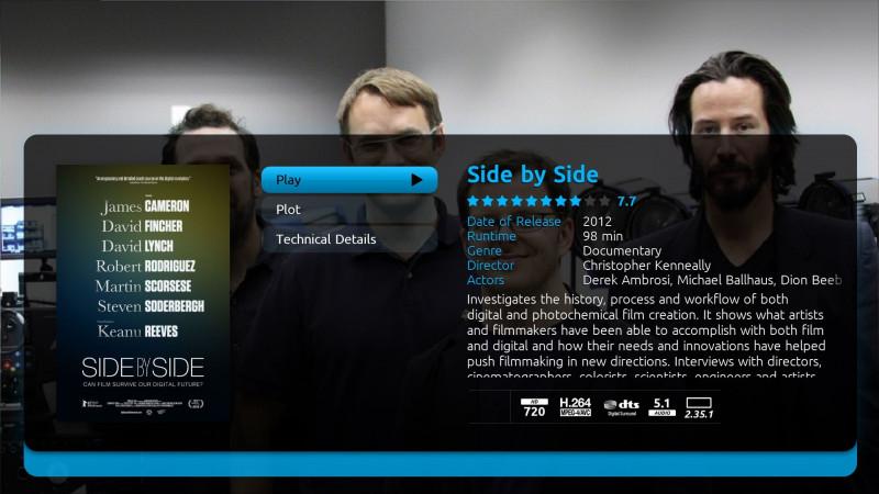 File Side Label Template Unique Moving Pictures Mediaportal
