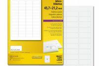 Free Printable Return Address Labels Templates Awesome Sigel La315 Abgerundete Adress Etiketten WeiaŸ 457 X 212 Mm 1200 Etiketten 25 Blatt
