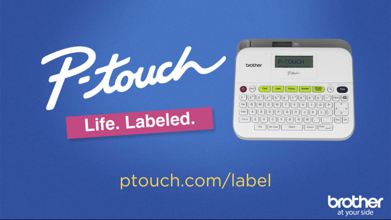 Free Printable Soap Label Templates New Brother Ptouch Labelmaker Ptd210 Item 605703