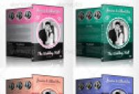 Free Printable Vintage Label Templates New Retro Wedding Dvd Blu Ray Cover with Disc Label by