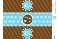 Free Water Bottle Labels for Baby Shower Template Unique Suechristiesacco Suechristiesacco On Pinterest