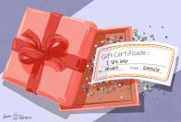 Goodie Bag Label Template Unique Free Gift Certificate Templates You Can Customize