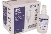 Hand Sanitizer Label Template New Premium Extra Mild soap Unscented 1 L 6 Carton