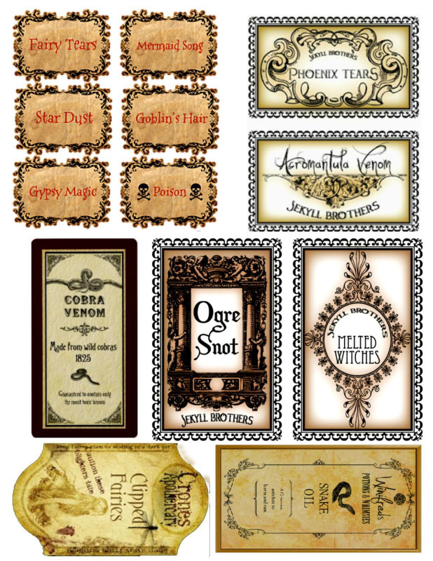 Harry Potter Potion Labels Templates Awesome 287 Best Alyssa Bedroom Images In 2019 Harry Potter Harry