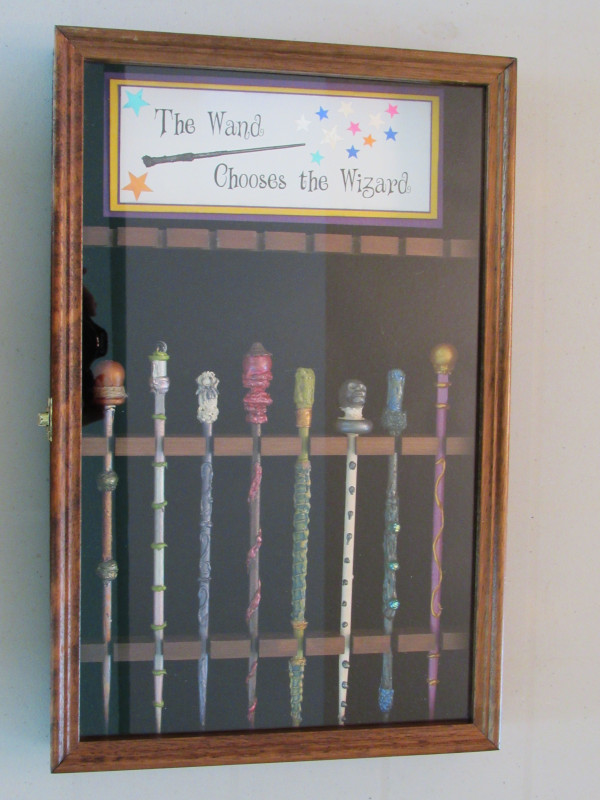Harry Potter Potion Labels Templates Awesome Harry Potter Decor Wand Case Made From Thrift Store Spoon