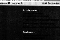 Heinz Label Template New Aes E Library A Complete Journal Volume 47 issue 9