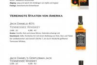 Jack Daniels Label Template Awesome Single Malt Bourbon Whiskey Whiskykarte Und Whisky