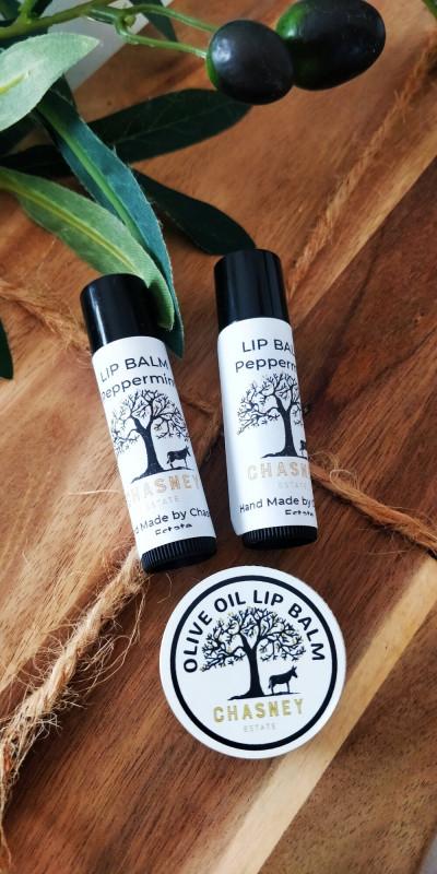 Lip Balm Label Template New Chasney Estate Shop Olive Oil Lip Balm