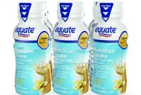 Mineral Water Label Template New Equate Vanilla Nutrition Shake For People With Diabetes 8 Fl