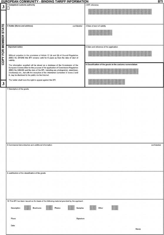 Mineral Water Label Template Unique Eur Lex 01993r2454 20140101 Ga Eur Lex