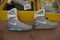 Nike Shoe Box Label Template Awesome Awildermode Nike Air Mag Vs Knockoff
