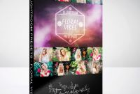 Office Max Label Templates Awesome Floral Vibes 12 Lightroom Presets