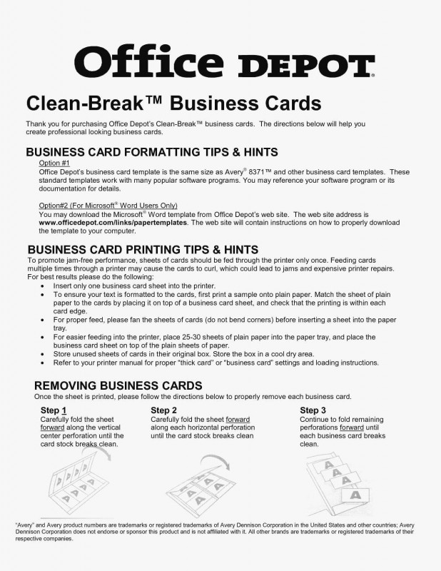 Officemax Label Template New 15 Office Depot Tickets Vorlage Materacaffe Com