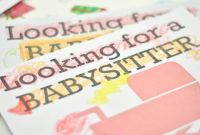Online Labels Template Unique Need A Baby Sitter Ironi Celikdemirsan Com