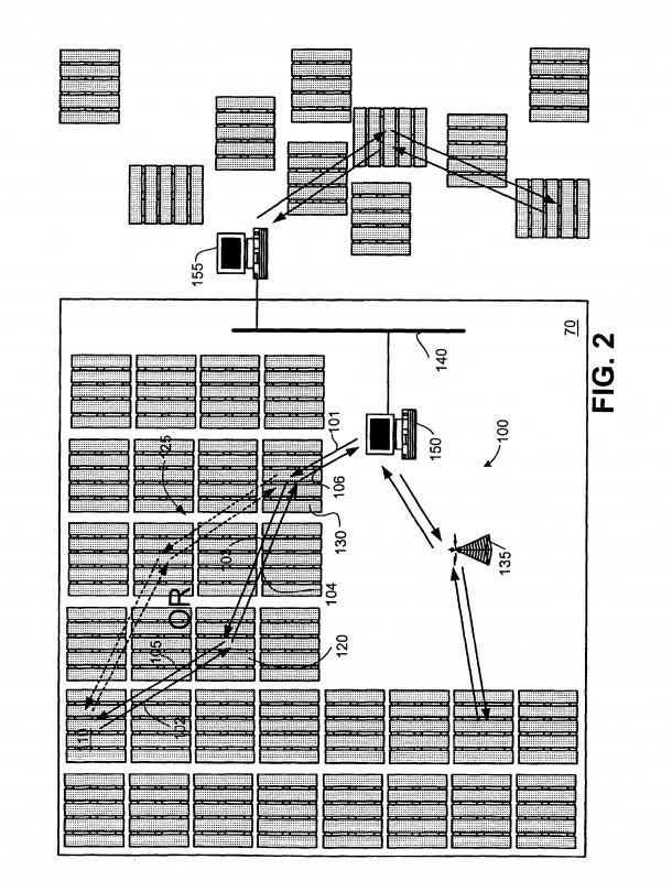Pallet Label Template Unique Patent Us 6972682 B2