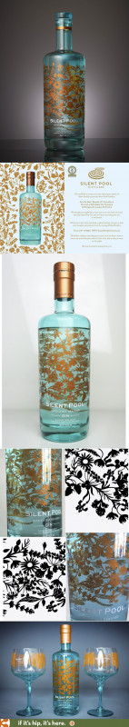 Pantry Labels Template Unique Silent Pool Gin With Bottle Design By Laura Barrett And