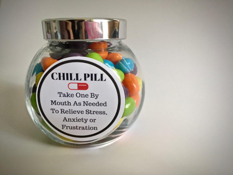 Prescription Bottle Label Template Awesome Gutsy Chill Pill Printable Labels Kenzis Blog