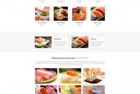 Product Label Design Templates Free New Sushi V1 120