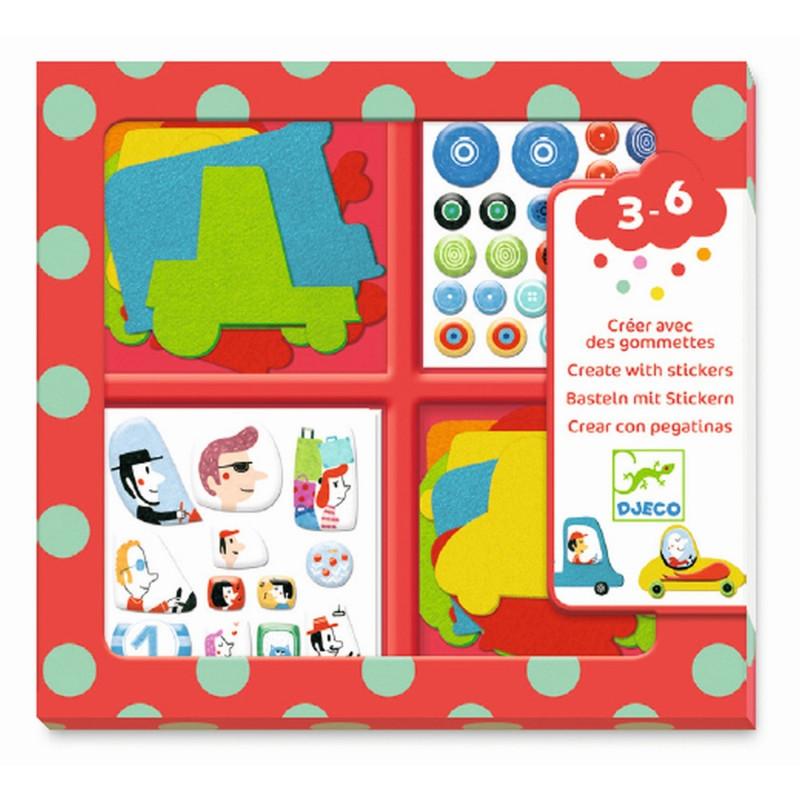 Ready To Pop Labels Template Awesome Sticker Ich Liebe Autos Basteln Mit Stickern Kleine