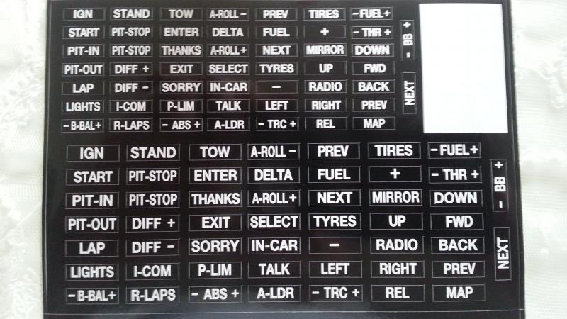 Round Sticker Labels Template Unique Beschriftungen Fa¼r Buttons Lenkra¤der Www Pcars Forum De