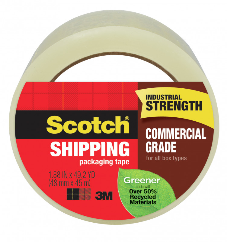 Staples Dvd Label Template Awesome Scotcha Lightweight Packaging Tape 1 88 X 54 6 Yd Clear Pack Of 6 Item 431727