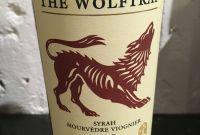 Template for Wine Bottle Labels New Boekenhoutskloof Red the Wolftrap 2016 Mayhew Wine Shop