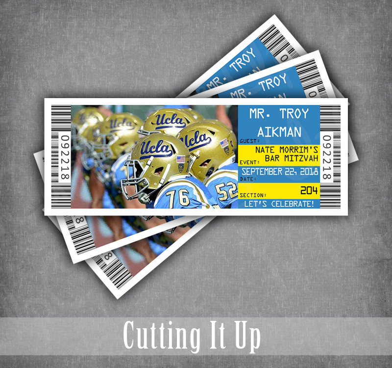 Usps Shipping Label Template Word Awesome Bar Mitzvah Football Ticket Place Cards Tented Placecards Football Wedding Place Cards University themed Ucla Bruins Seating Cards