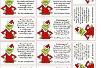 Xmas Labels Templates Free Awesome Grinch Pills Grinch Pills Grinch Christmas Party Gag