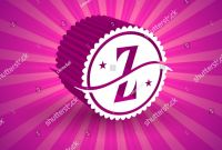 Z Label Template Awesome Z Letter Business Logo Design Template Stock Image
