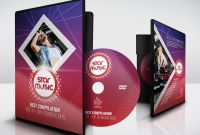 Z Label Template New Music Dvd Cover and Label Template by Owpictures On Dribbble