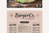 Breakfast Lunch Dinner Menu Template New Pin by Candy Malfoy On Mockup Burger Menu American