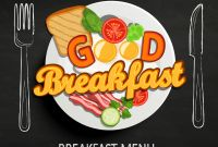 Breakfast Lunch Dinner Menu Template Unique Good Breakfast Download Free Vectors Clipart Graphics