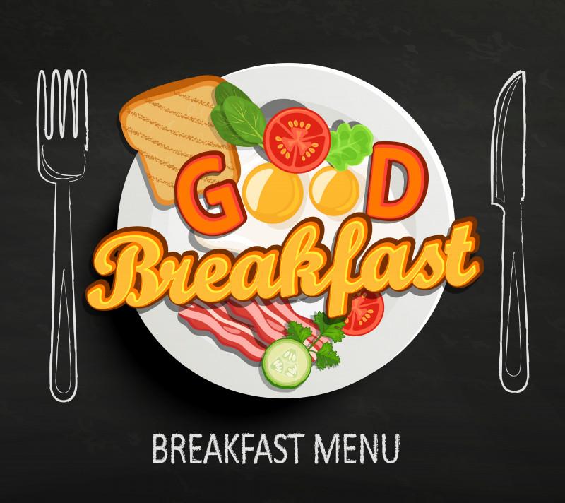 Breakfast Lunch Dinner Menu Template Unique Good Breakfast Download Free Vectors Clipart Graphics