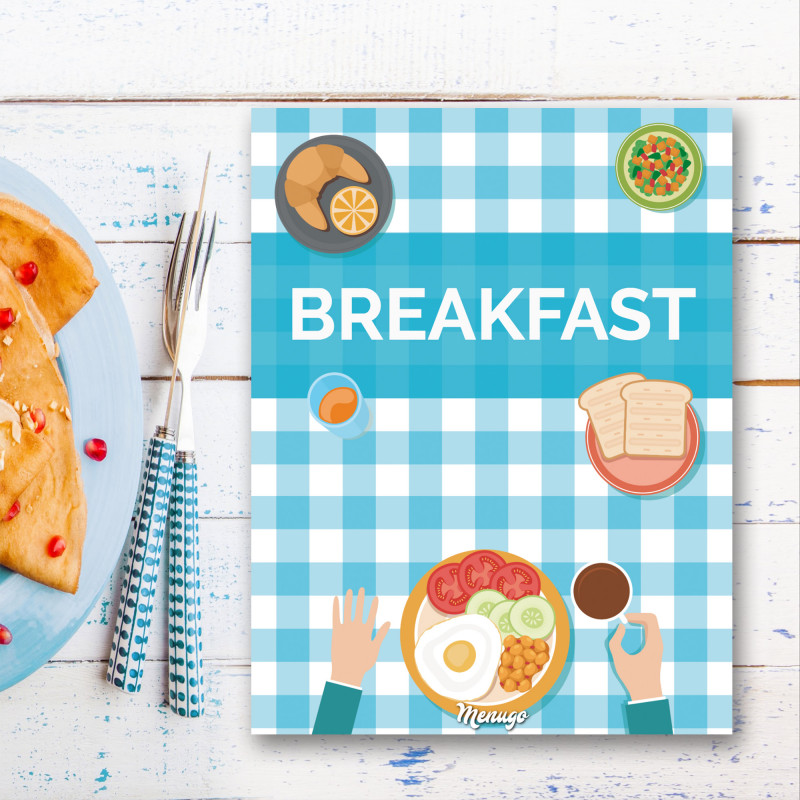 Breakfast Menu Template Word New Menugo Restaurant Menu Templates
