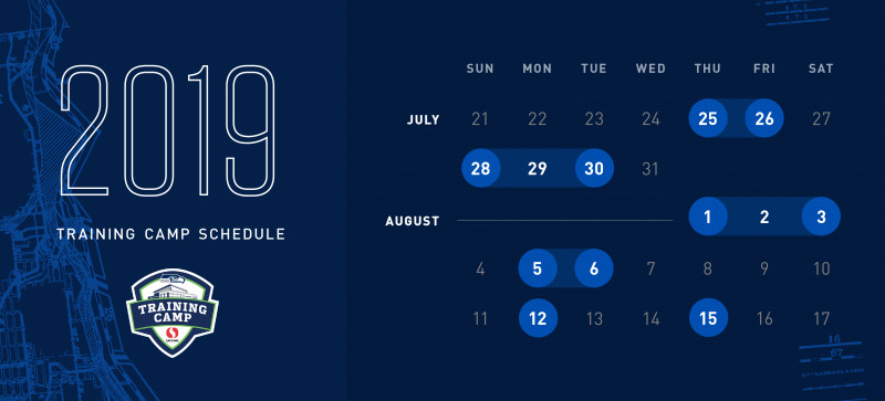 Camping Menu Planner Template Unique 2019 Seahawks Training Camp Presented By Safeway Seattle